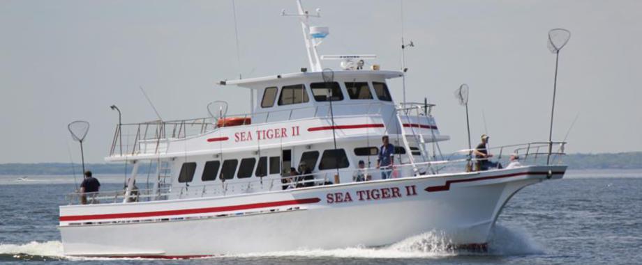 Sea tiger ii atlantic highlands nj home for Atlantic highlands fishing boats